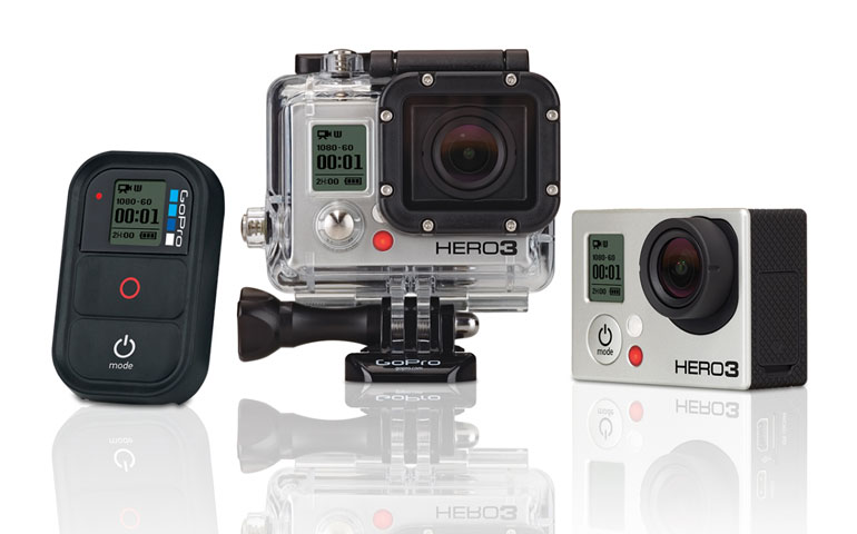 GoPro Hero 3 Review by Cyrus Sutton