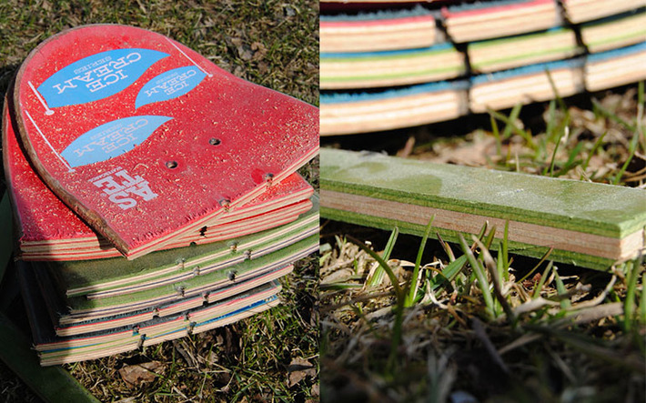 How To Make A Handplane From Skateboards With Bjorn Holm